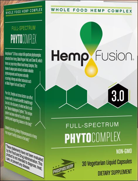 Hempfusion Full Spectrum