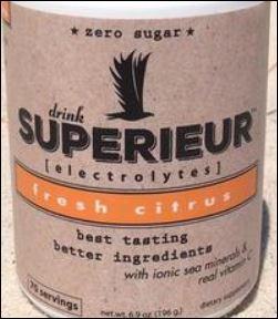 Superieur Electrolytes