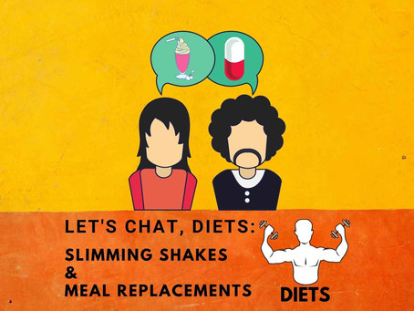 Slimming Shakes & Meal Replacements