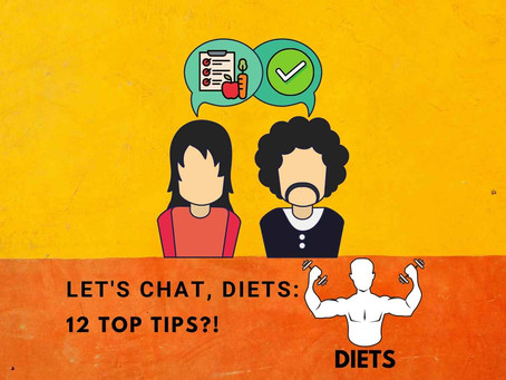 12 Top Tips for Weight Loss