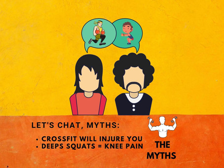 CrossFit WILL Injure You + DEEP Squats = BAD Knees