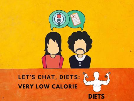 Very Low Calorie Diet