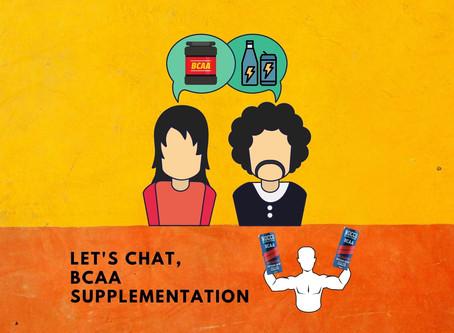 BCAA Supplementation