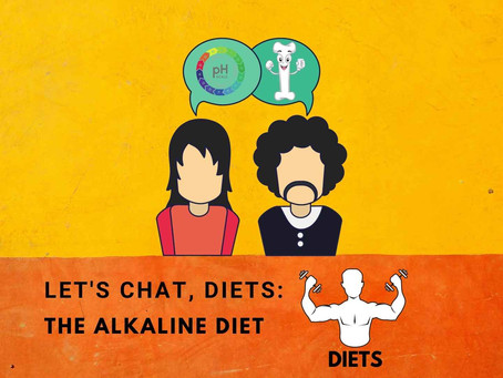 3 Reasons For And Against the Alkaline Diet