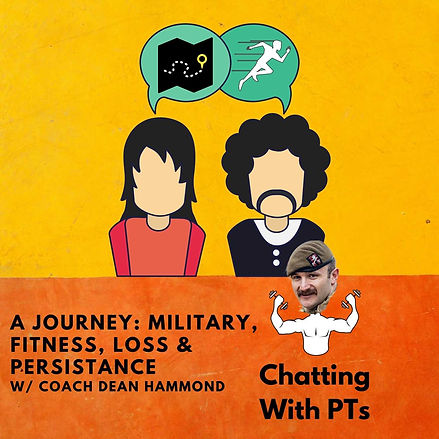 A Journey Military, Fitness, Loss & Pers
