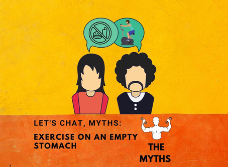 Exercise on an EMPTY Stomach