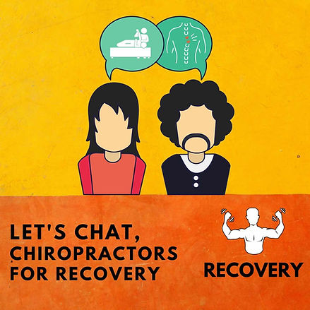 Let's Chat, Chiropractors For Recovery.j