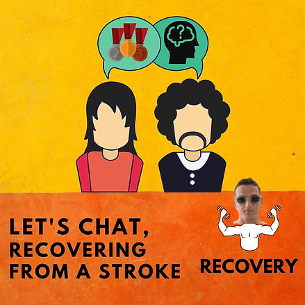 Let's Chat, Recovering From A Stroke.jpg