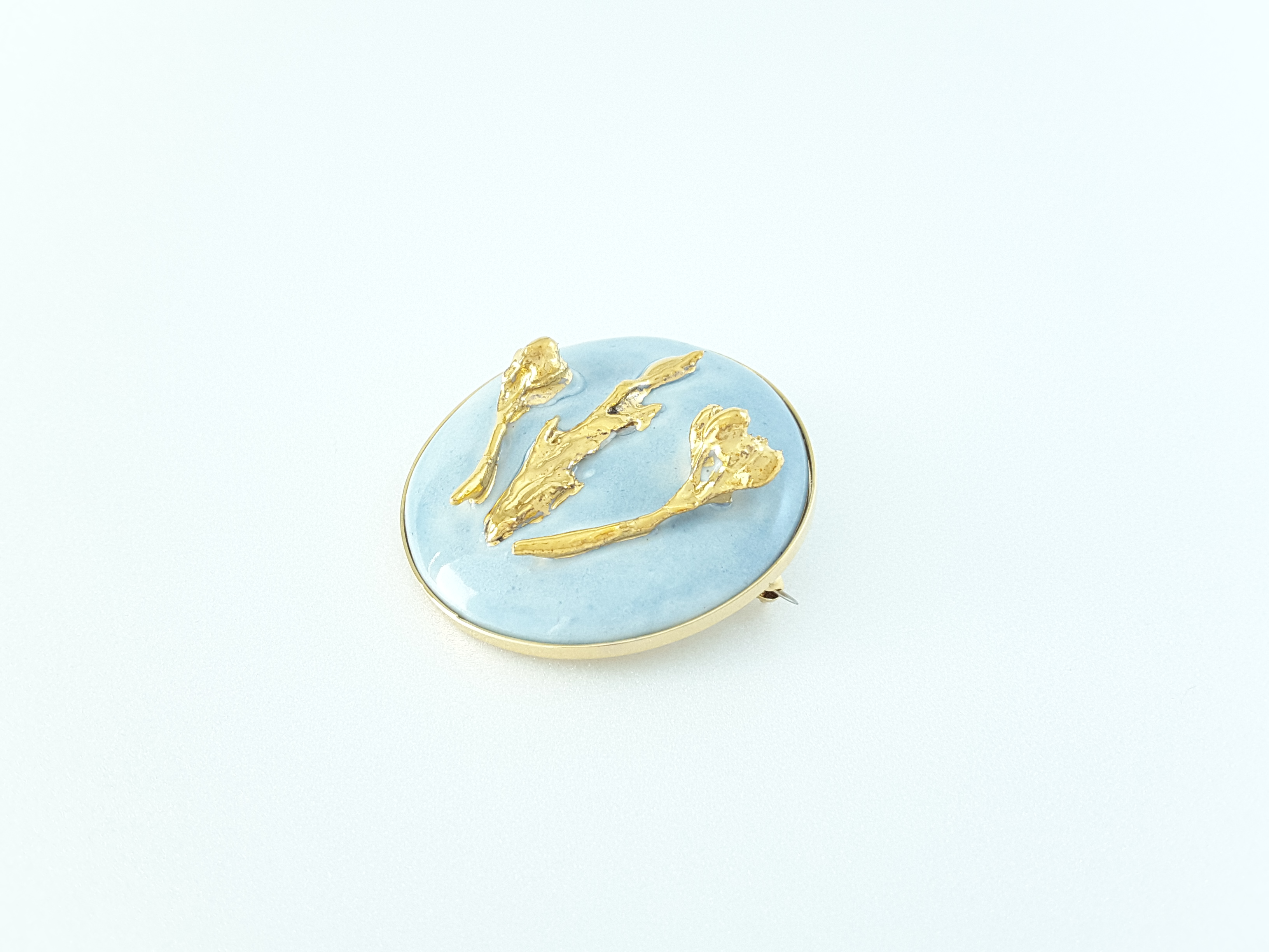 Greenwich Sky Brooch