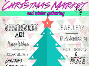 Shoreditch Christmas Market and Winter Gatherings