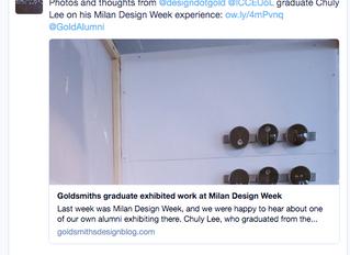 Exhibited at BASE, Milan