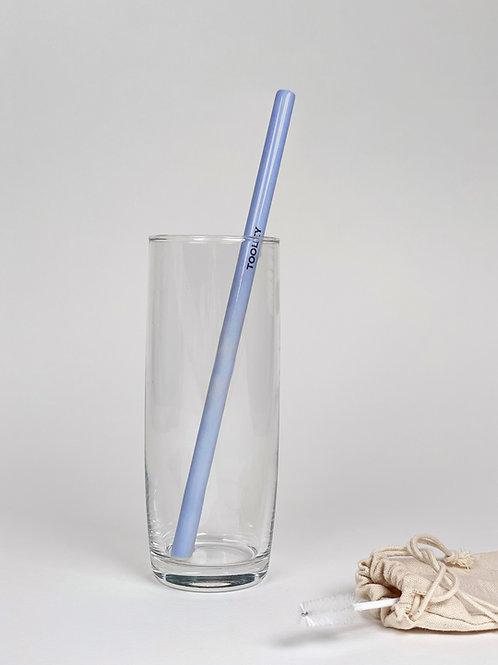 TOOLEY Ceramic straw Serenity Blue 툴리 세라믹스트로 세레니티블루