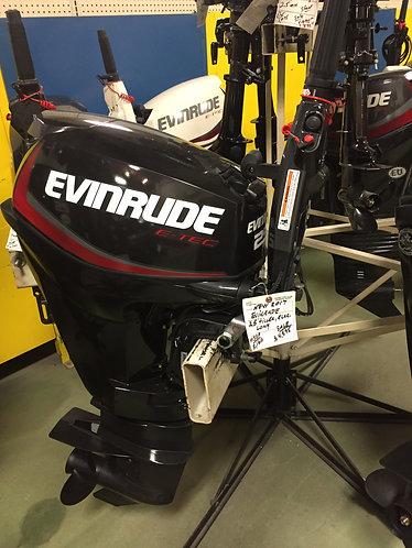 Evinrude E-TEC 25 hp ( LAST ONE )
