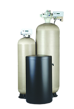 Commercial Water Treatment Systems, Softener, Enid, OK