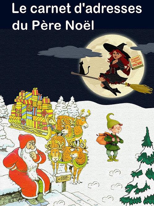 Le carnet d'adresses du Père Noël
