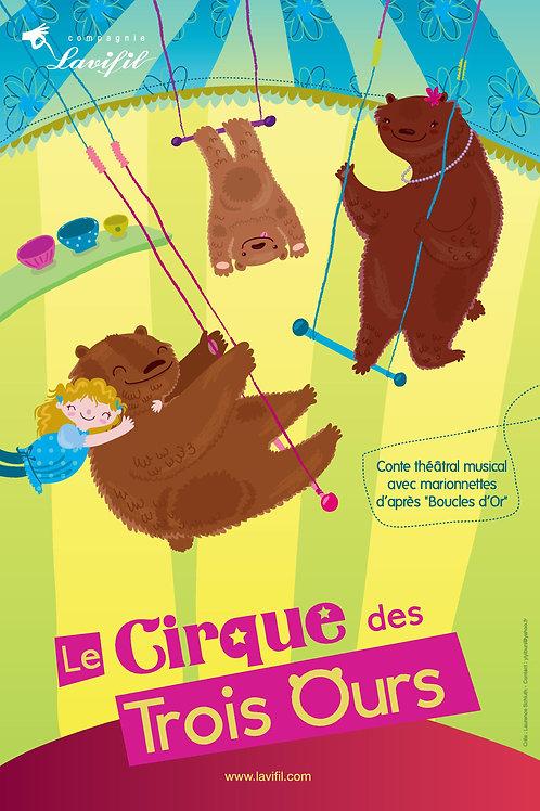 Le cirque des Trois Ours