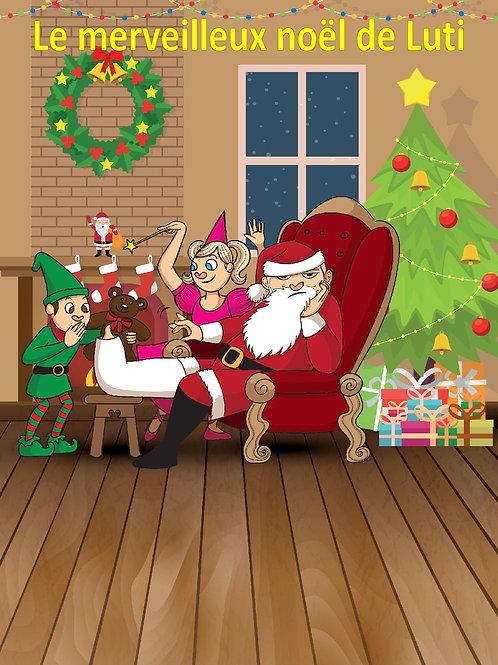 Le merveilleux Noël de Luti