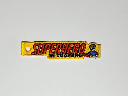 47-Superhero in training