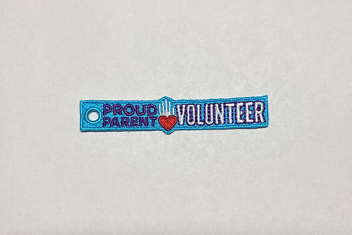 Proud parent Volunteer