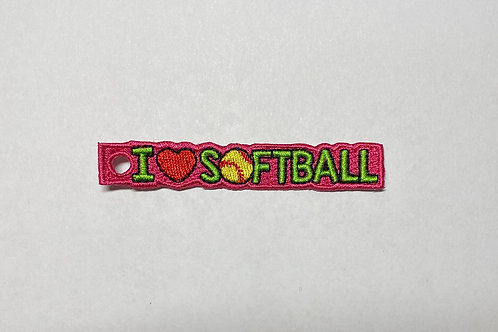 I love sofball