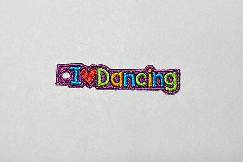 14-I love dancing