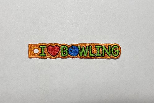 I love Bowling