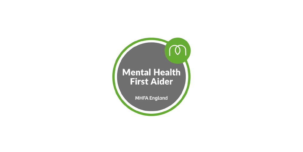 Mental Health First Aider England Badge