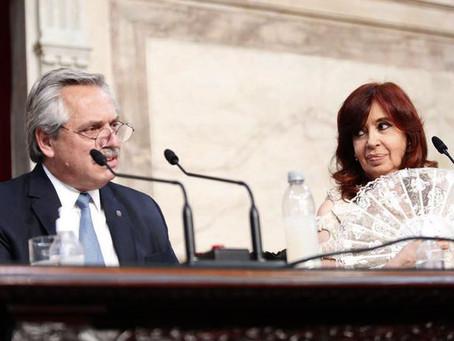 Todas las frases relevantes que dejó Alberto Fernández ante la Asamblea Legislativa 2021