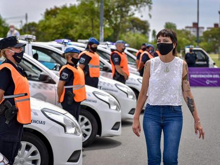 Quilmes: más de 200 obras con inversión de $2.000 millones en Seguridad