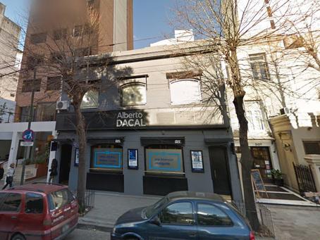 Con una picana y revolver asaltaron una inmobiliaria en pleno centro de La Plata