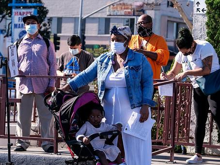 En EEUU, vacunados culpan a no inmunizados de prolongar la pandemia
