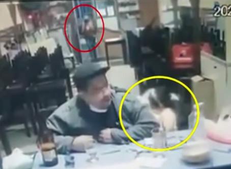 Violento asalto de tres delincuentes en un restaurante de San Telmo