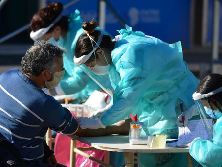 Coronavirus en Argentina: 391 muertes y 13.467 contagiados en las últimas 24 horas