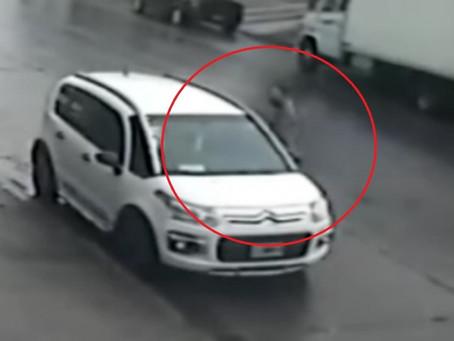 Para estar atentos: así roban un auto con un inhibidor de alarmas en Quilmes Oeste