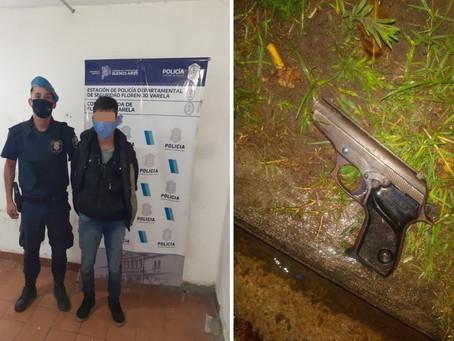 Florencio Varela: colectivero héroe detuvo a un delincuente que intentó asaltarlo