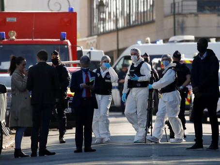 Francia: terrorista mató a cuchillazos a una policía dentro de una comisaría y fue abatido