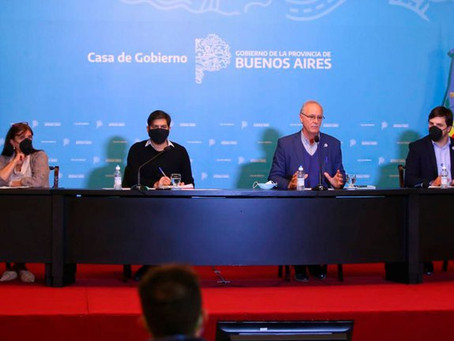 Coronavirus en Argentina: 443 nuevas muertes y 12.969 contagios en las últimas 24 horas