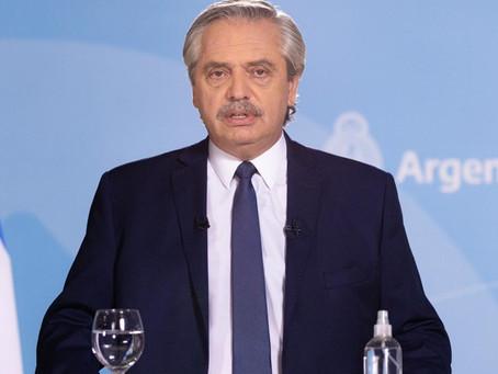 Alberto Fernández extendió hasta el 21 de mayo las restricciones para frenar la segunda ola