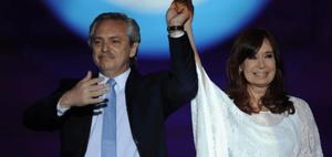 Alberto Fernández habló de los presos politicos aborto y brasil