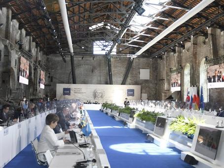 El G20 se hizo eco de la postura argentina para lograr un perfil de deuda sostenible