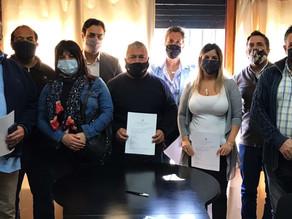 Se firmó el acuerdo impulsado por el municipio de Quilmes para preservar los empleos de Boris