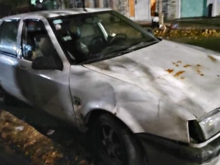 Bernal: gracias a las cámaras de seguridad detuvieron a delincuente intentando robar una rueda