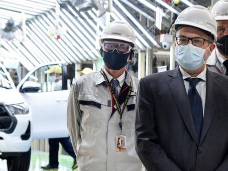 """Kulfas: """"La industria argentina está produciendo y tiene un nivel de empleo superior a la del 2019"""""""