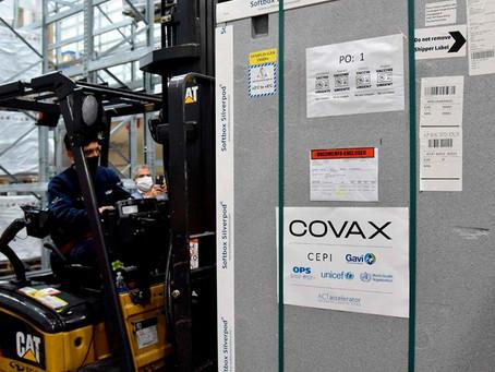 La Argentina, entre los países de la región que recibirán 6 millones de dosis de EEUU por Covax