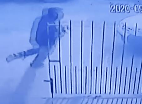 Terrible balacera en panadería de San Vicente: un cliente se llevó pan con una bala adentro