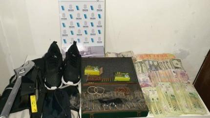 Dos detenidos tras robo en poblada a una familia de Quilmes: incautaron dinero y proyectiles
