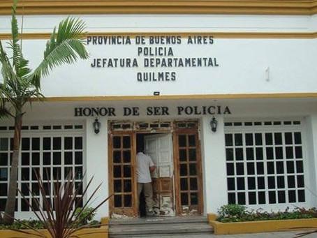 Quilmes tiene nuevo Jefe de Estación de Policía