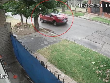 Bernal: una docente murió atropellada por un chofer de Uber que quiso evitar un robo