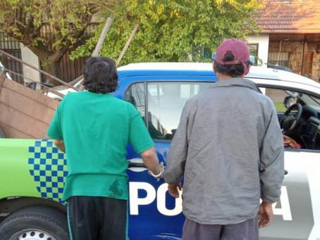 Insólito: Delincuentes entraron a robar a una escuela pero se les cayó un DNI y lograron detenerlos