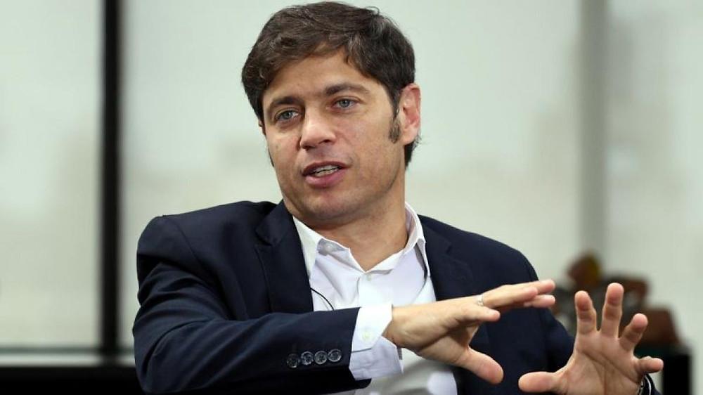 Axel Kicillof presentó su propuesta para reestructurar la deuda